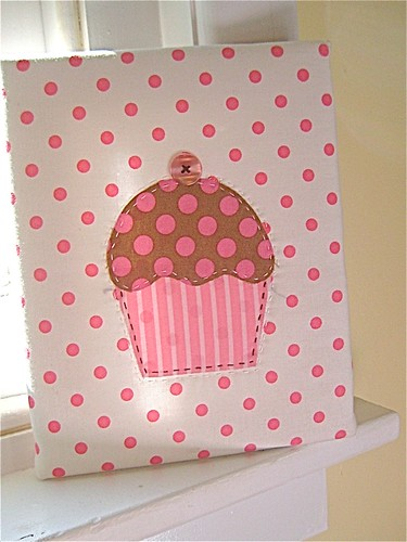 Applique Canvas