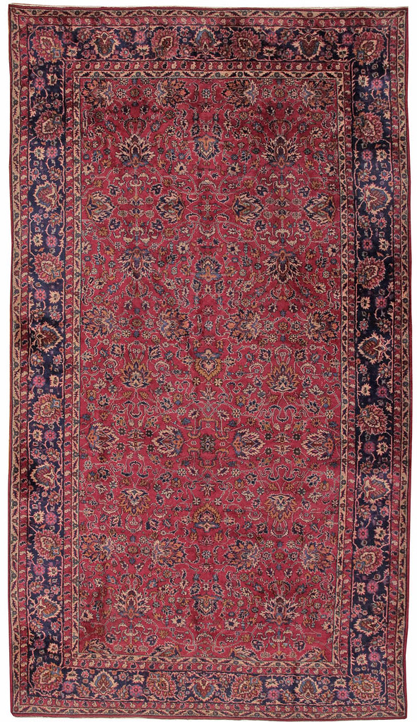 Turkish Rug #44591 by Nazmiyal Collection