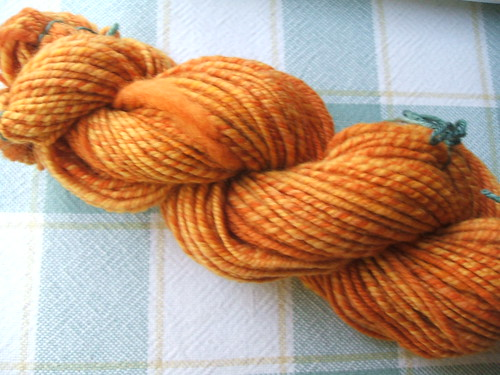 Honeymoon handspun yarn