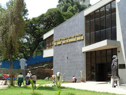 Museo de los Mártires del terror Rojo (Addis Abeba)