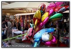 balloons (gosiahh) Tags: art balloon decoration poland bazaar poznan