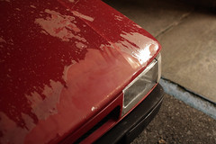 ' (HelioGraphic) Tags: red color car digital torino rosso macchina 28mmf18 vanchiglia