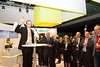 "Dr Markus Tacke makes a toast in the exhibition hall. • <a style=""font-size:0.8em;"" href=""http://www.flickr.com/photos/38174696@N07/13078051505/"" target=""_blank"">View on Flickr</a>"