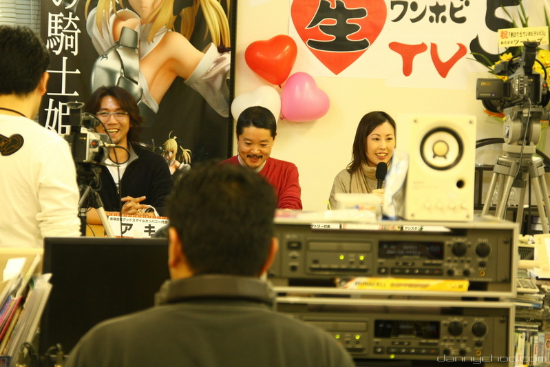 Good Smile Company Live Broadcast 5
