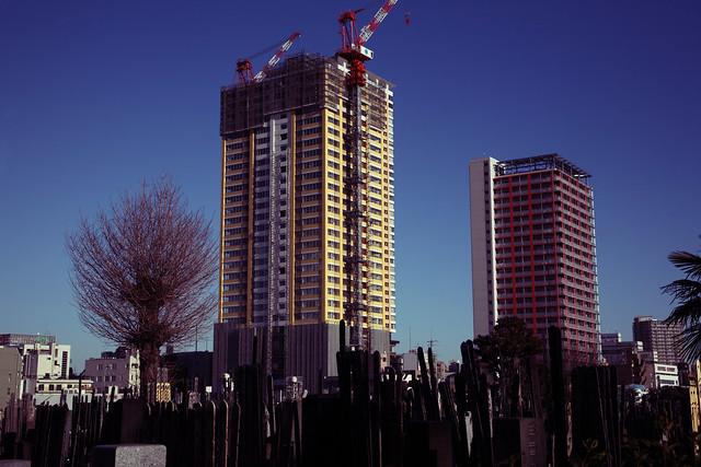 古い街の再開発
