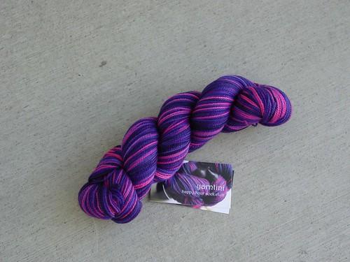 Yarntini Merino Sock