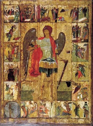 007- San Miguel arcangel 1410- Catedral del Kremlim Moscu