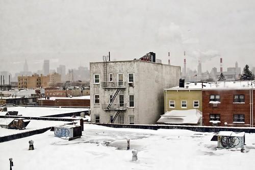 Queens Snow