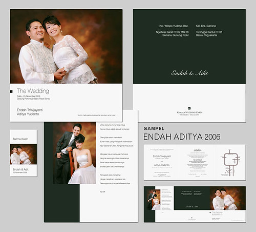 Asia wedding invitations