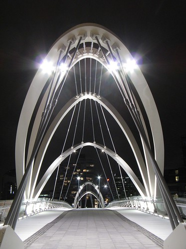 Seafarers Bridge - Melbourne Convention Centre