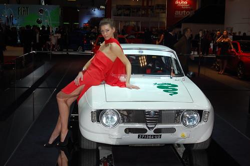 Alfa Romeo Gta. Alfa Romeo Giulia GTA 1300