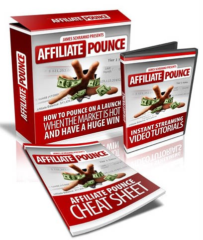 Affiliate Pounce Product Details by Retro River