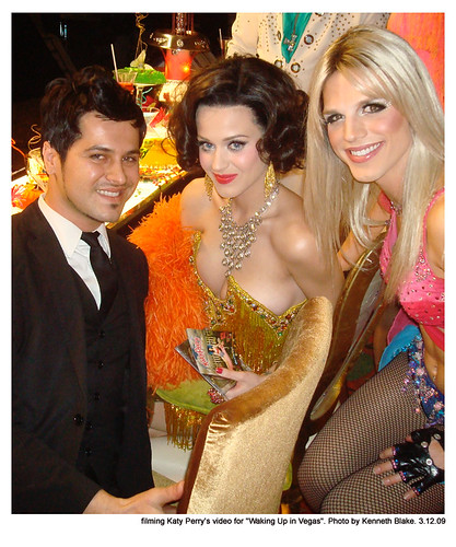 personajes Katy Perry Britney Spears Vegas