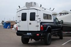 UNITED STATES NAVY - FORD PICKUP TRUCK 4 WHEEL DRIVE (Navymailman) Tags: ford truck us united navy pickup s u states usn pikup