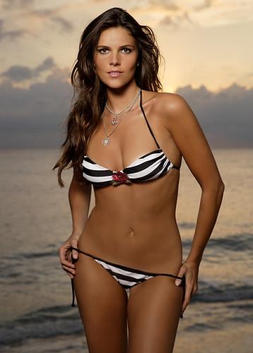 Daniella Sarahyba bikini model