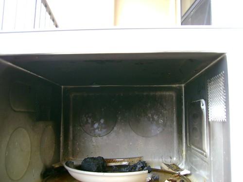 Microwave Fire 3