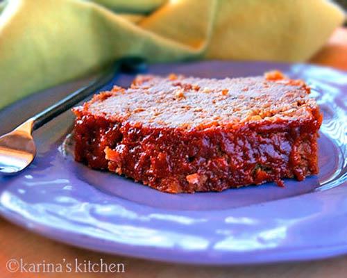 Karina's Meatloaf