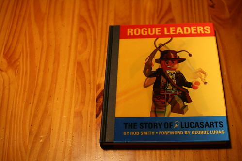 the story of lucasarts