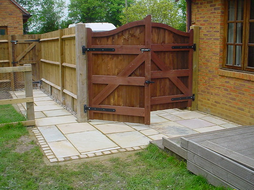 Indian Sandstone Driveway  Image 13
