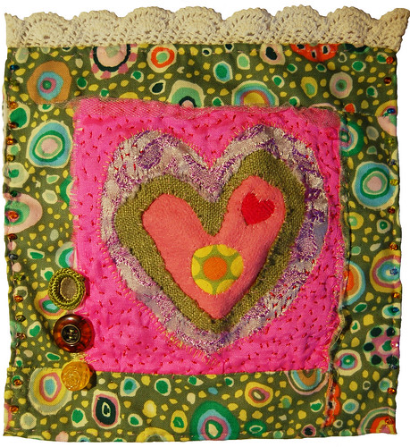 Heart Mini Quilts | May You Find Love