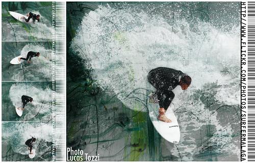 Surfer Malaga