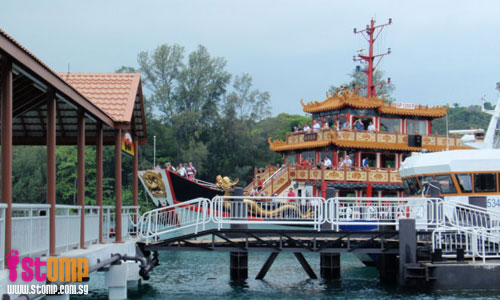 Check out why Kusu Island is so popular with tourists