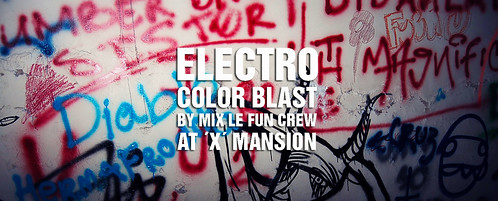 ELECTRO COLOR BANNER