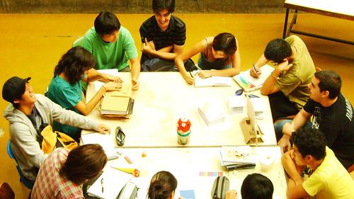 Reunião - 01.04.2009