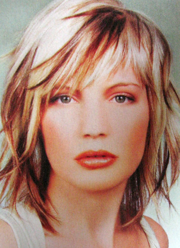 Hair Color Ideas For Short Hair. by Hair Color Ideas in Blue