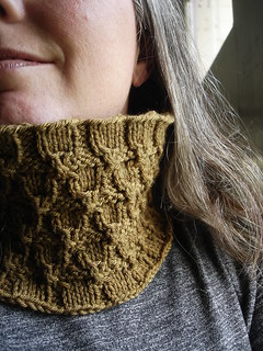 Knitting Gauge Too Many Stitches Per Inch : Ravelry: Too Many Acorns Cowl pattern by Larissa Brown