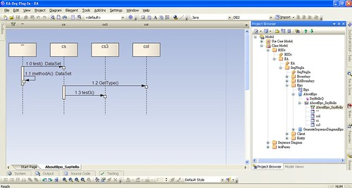 HSDc Seq. generator - 程式碼轉出的 Seq. 圖