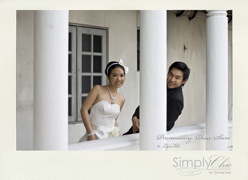 May ~ Pre-wedding photoshoot