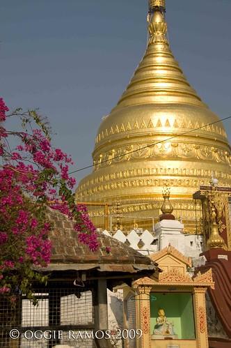 tuyin taung stupa