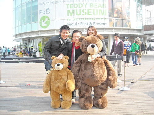 Teddy Bears @ Namsan Summit