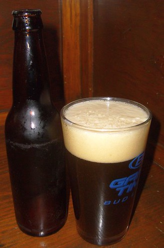 scottish ale homebrew 2 week test