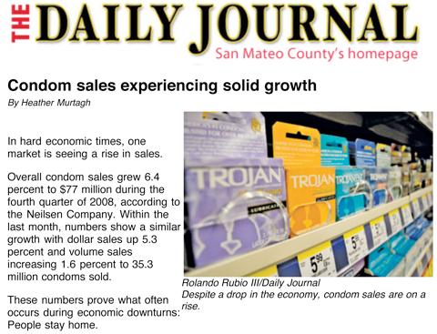 Condom-sales