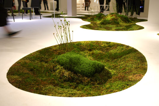Moss Carpet Grows In The Heart Of Your Home Inhabitat