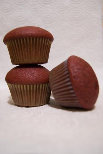naked cupcake art