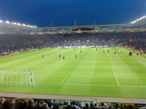 walkers stadium leicester