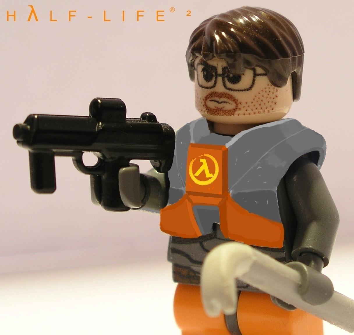 Half-Life Legos