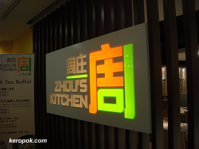 Zhou's Kitchen by Tung Lok Group
