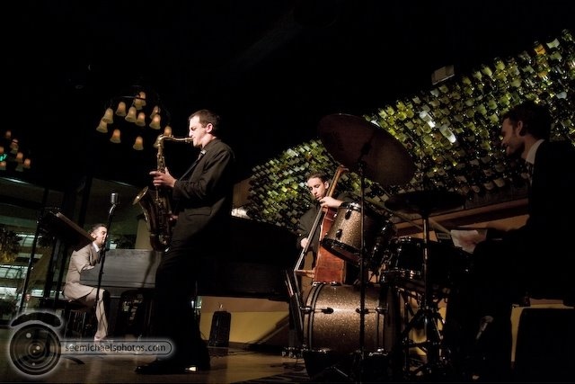 Gilbert Castellanos Quintet at Dizzy's 50209© Michael Klayman-010