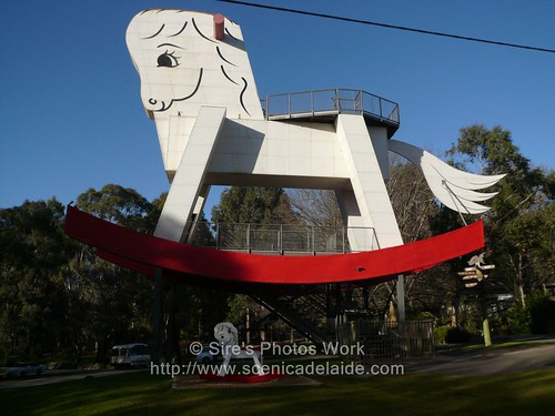 World's Biggest Rocking Horse