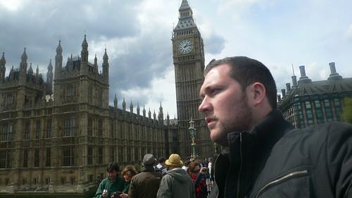 layon con Palacio Westminster por ti.