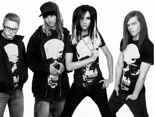 Tokio Hotel diseña su propia camiseta 3509099040_889d0b6a4b