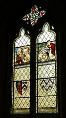 South chancel window - All Saints - Middleton Cheney
