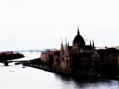 Beside the Danube (Toxic Medicine) Tags: landscape europe hungary budapest parliament danube sonydsch50