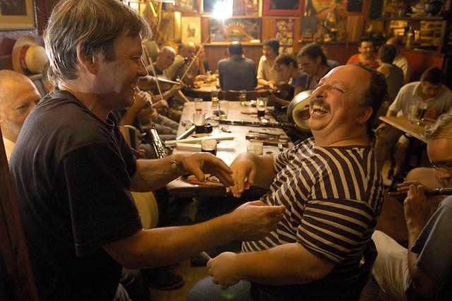Irish Pub in Brittany, France