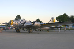 Boeing B-17G Flying Fortress N390TH (Flightline Aviation Media) Tags: airplane airport aircraft aviation airshow b17 canon10d boeing bomber flyingfortress warbird eaa oshkosh airventure stockphoto osh libertybelle experimentalaircraftassociation n390th bruceleibowitz 957432