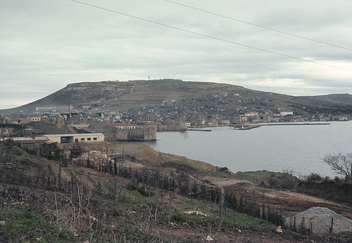 Sinop & The Old Wall in 1970 (094)